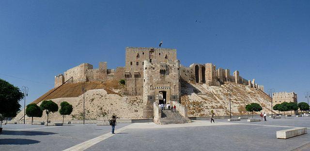 640px-Citadel_of_Aleppo