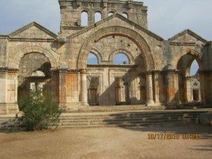 St. Simeon Stylite's Pillar --Frances Starn