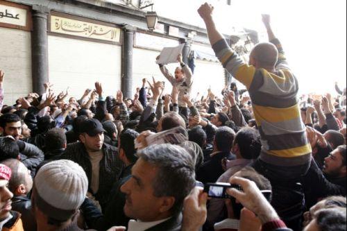 Daraa protests --globalpost