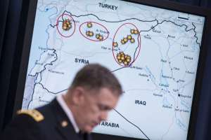 TOPSHOTS-US-IRAQ-SYRIA-CONFLICT-MILITARY-PENTAGON