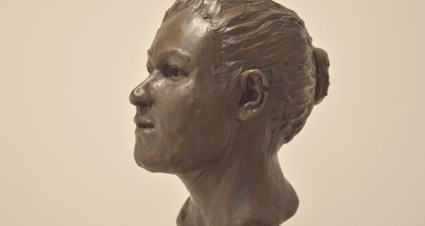 Reconstruction of ancient Irish woman farmer