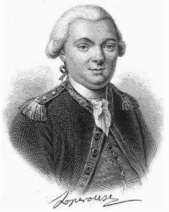 Comte Jean-Francois de la Perouse