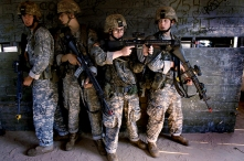 U.S. warriors in training---Craig Walker