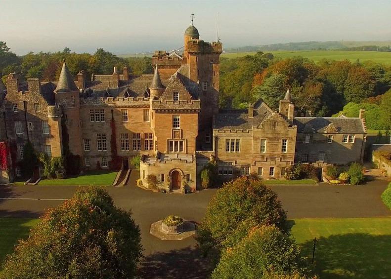 Glenapp-Castle